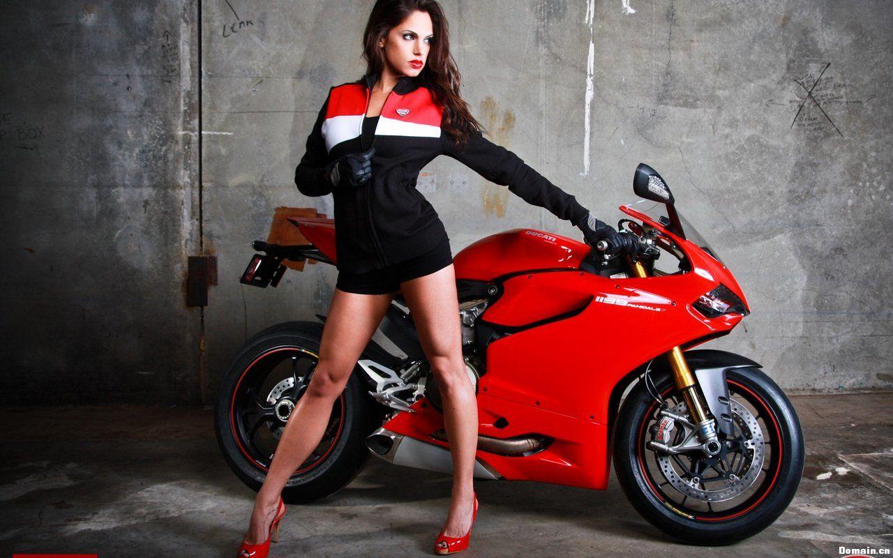 ducati.mobi 杜卡迪 意大利奢侈品级摩托车品牌 域名增值交易区