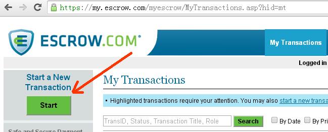 国外买米教程 escrow.com中介+ alipay.com支付宝国际电汇~~~~